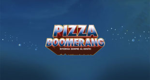Pizza Boomerang